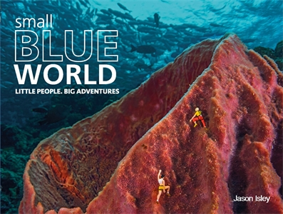 Small Blue World by Jason Isley