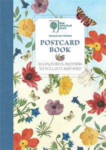 RHS Postcard Book by Various authors