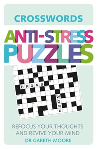 Anti-Stress Puzzles by Dr Gareth Moore