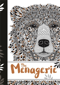 The Menagerie Postcards by Richard Merritt and Claire Scully