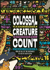 Colossal Creature Count by Daniel Limon