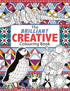 The Brilliant Creative Colouring Book by Nick Grant
