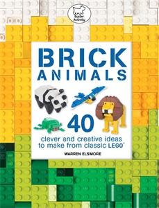 Brick Animals by Warren Elsmore