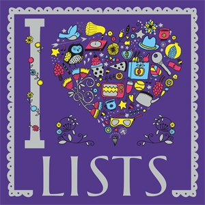 I Heart Lists by Various Authors