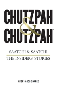 Chutzpah & Chutzpah by Richard Myers, Simon Goode and Nick Darke