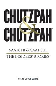 Chutzpah & Chutzpah by Richard Myers, Simon Goode and Nick Darke