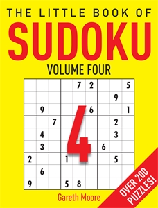 The Little Book of Sudoku 4 by Gareth Moore