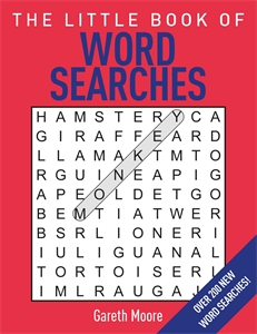 The Little Book of Word Searches by Gareth Moore