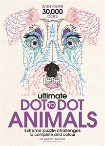Ultimate Dot to Dot Animals by Gareth Moore