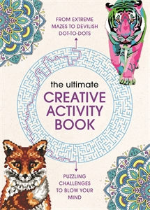 The Ultimate Creative Activity Book by