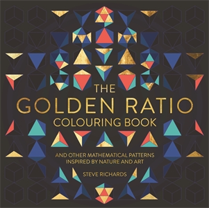 The Golden Ratio Colouring Book by