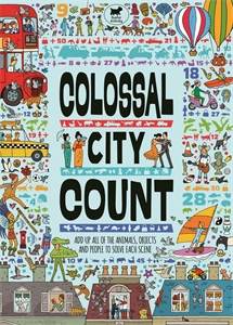 Colossal City Count by