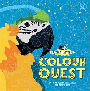 Puzzle Masters: Colour Quest by Amanda Learmonth