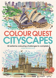 Colour Quest Cityscapes by