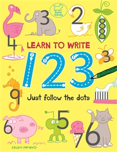 Learn to Write 123 by
