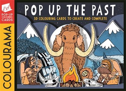 COLOURAMA: Pop Up The Past by Jonny Marx