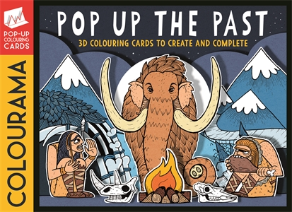 COLOURAMA: Pop Up The Past by John Paul de Quay
