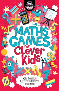 Maths Games for Clever Kids by Gareth Moore