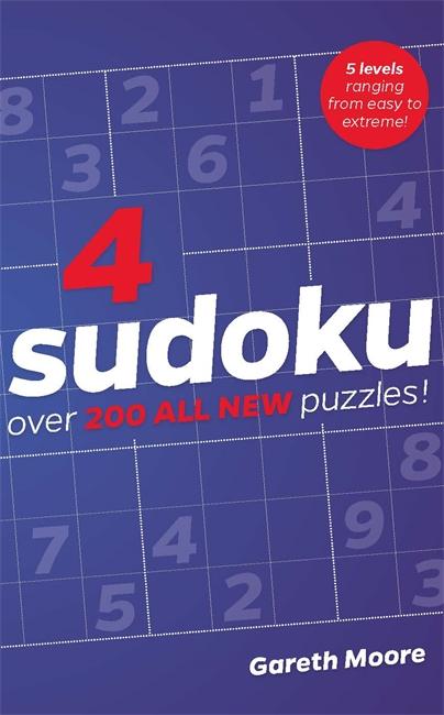 Sudoku 4 - Michael O'Mara Books