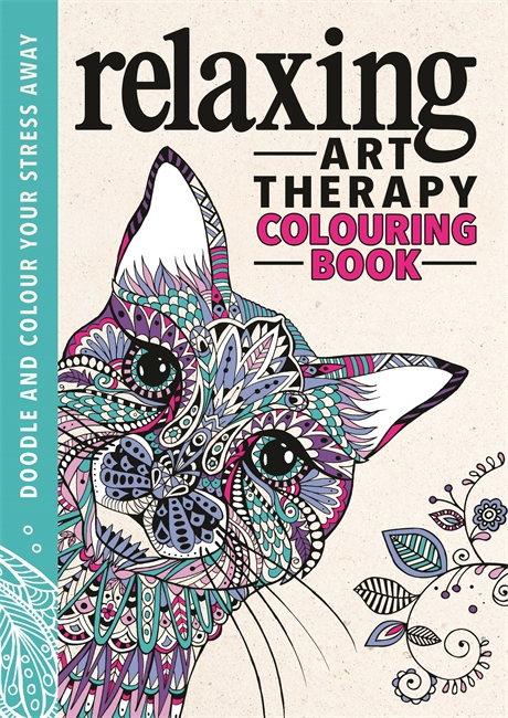 Relaxing Art Therapy Michael O Mara Books