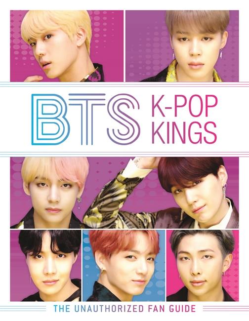 BTS: K-Pop Kings - Michael O'Mara Books