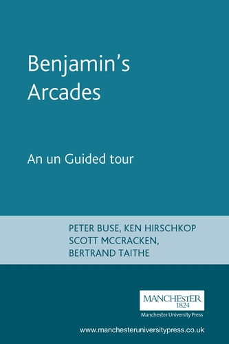 Benjamin's Arcades
