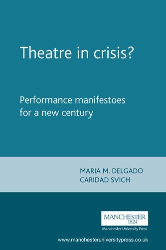 Theatre in crisis?