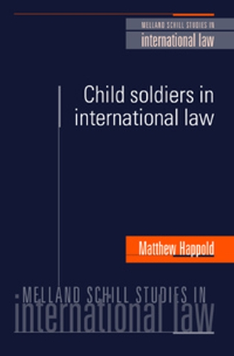 Child soldiers in International law