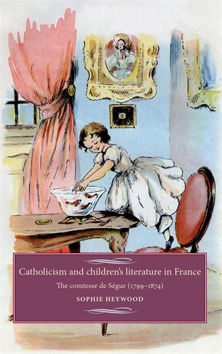 Catholicism and children's literature in France
