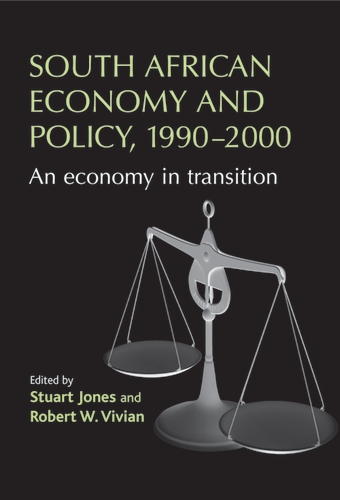 South African economy and policy, 1990-2000