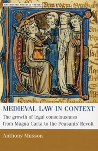 Medieval law in context