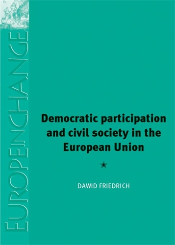 Democratic Participation and Civil Society in the European Union