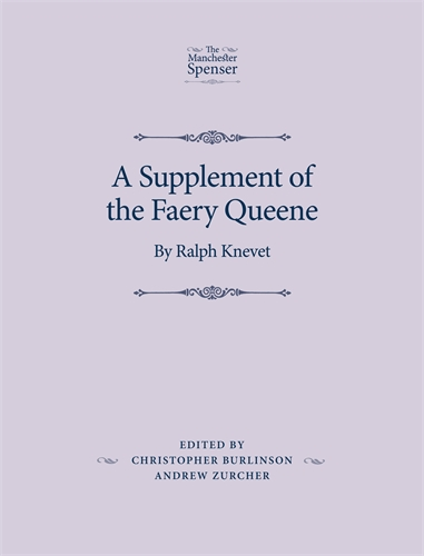 A Supplement of the Faery Queene
