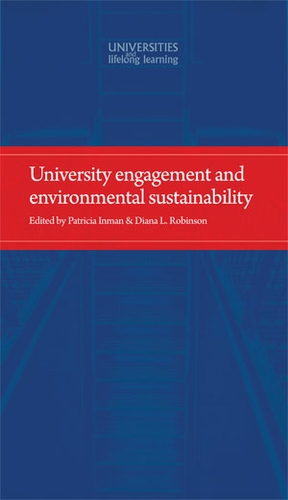 University engagement and environmental sustainability