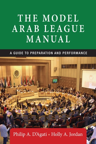 The Model Arab League manual