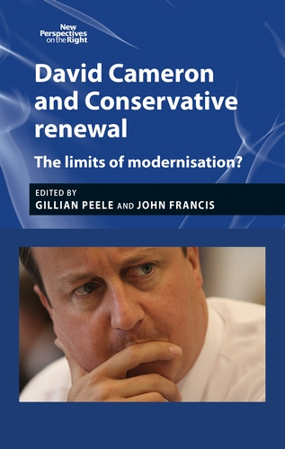 David Cameron and Conservative renewal