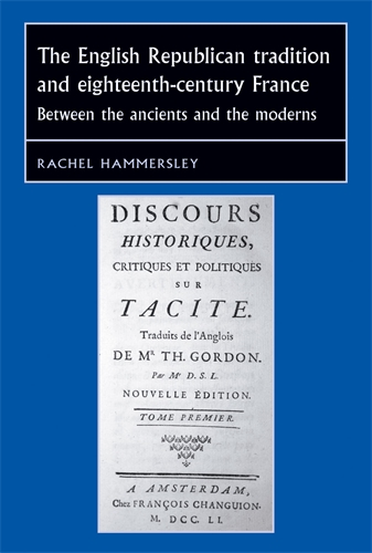 The English Republican tradition and eighteenth-century France