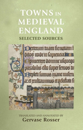 Towns in medieval England