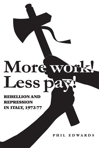 'More work! Less pay!'