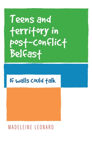Teens and territory in 'post-conflict' Belfast