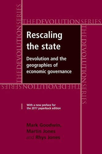 Rescaling the state