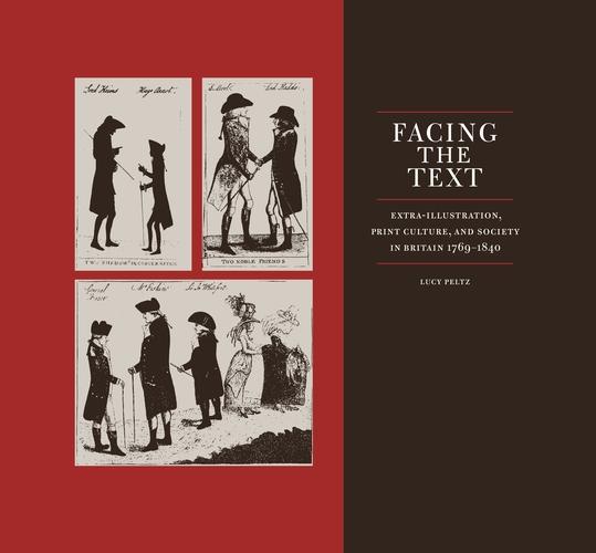 Facing the text