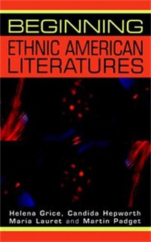 Beginning ethnic American literatures