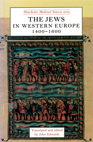 The Jews in western Europe, 1400–1600