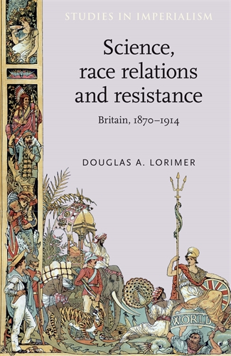 Science, race relations and resistance