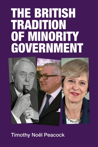 The British tradition of minority government