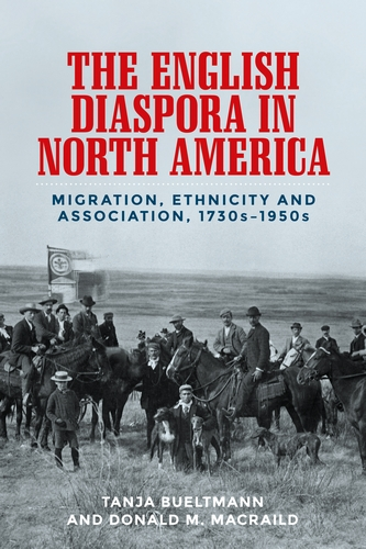The English diaspora in North America