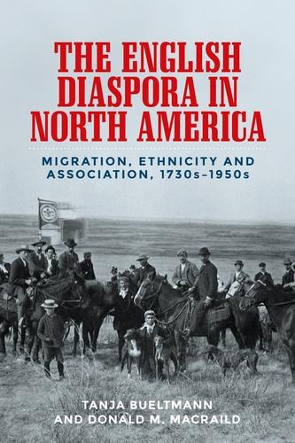 The English diaspora in North America