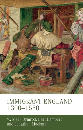 Immigrant England, 1300–1550
