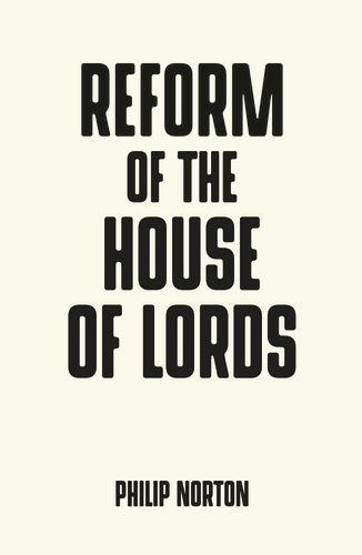 Reform of the House of Lords